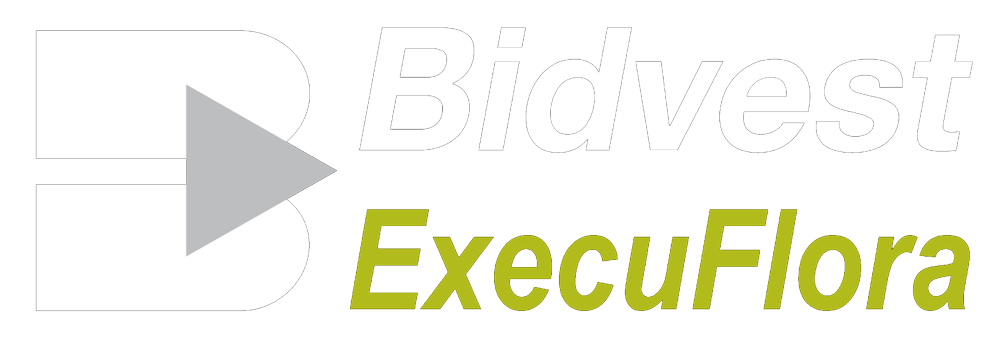 Bidvest Execuflora Light Logo